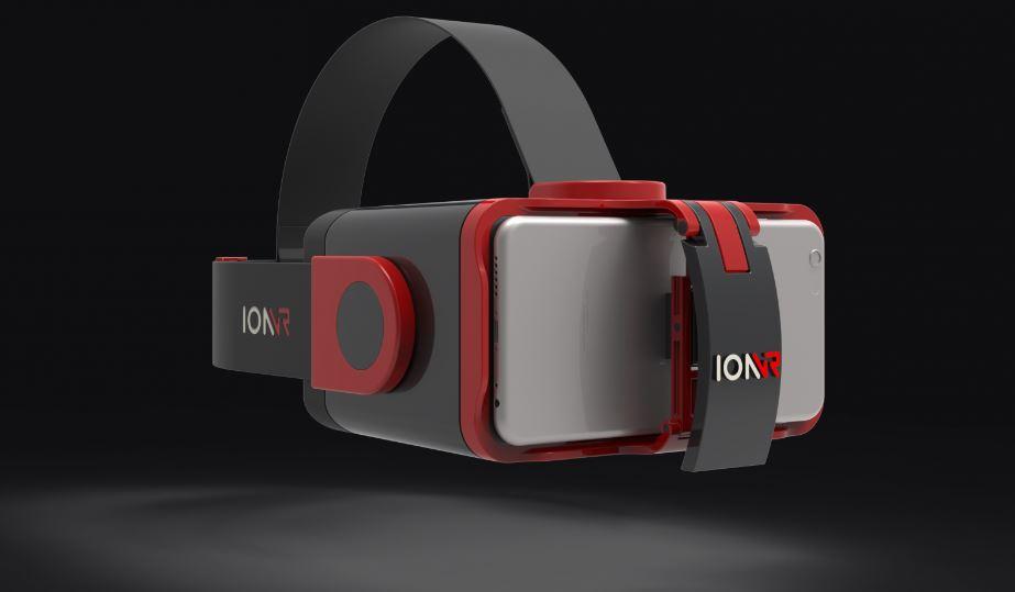 ionvr - IonVR : un futur casque de réalité virtuelle pour iPhone