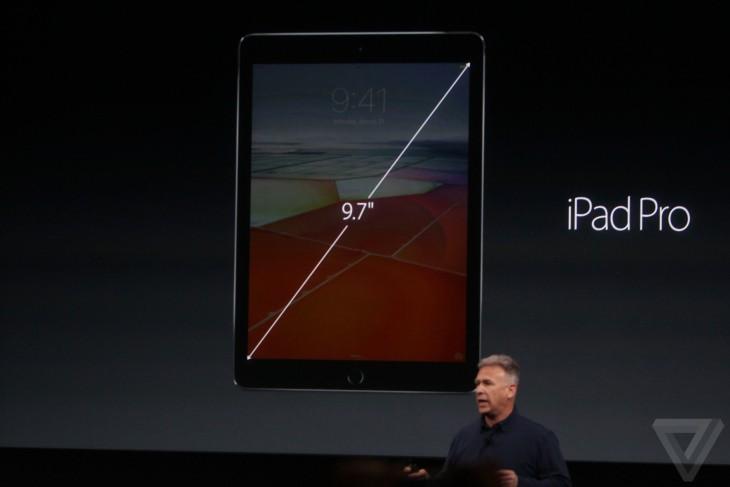 Un iPad Pro 2 de 9,7 pouces présenté cette semaine ?