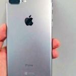 iPhone 7 Plus : première photo avec double capteur & Smart Connector ?