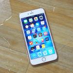 iPhone 7 : un écran tactile ultra fin utilisable avec le doigt mouillé ?