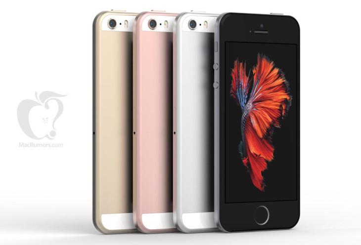 iPhone SE : nouveau concept par MacRumors