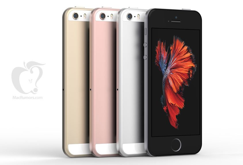 iphone se concept design MacRumors 001 - iPhone SE : nouveau concept par MacRumors