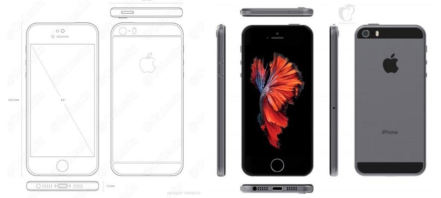 iphone se concept design MacRumors 003 - iPhone SE : nouveau concept par MacRumors