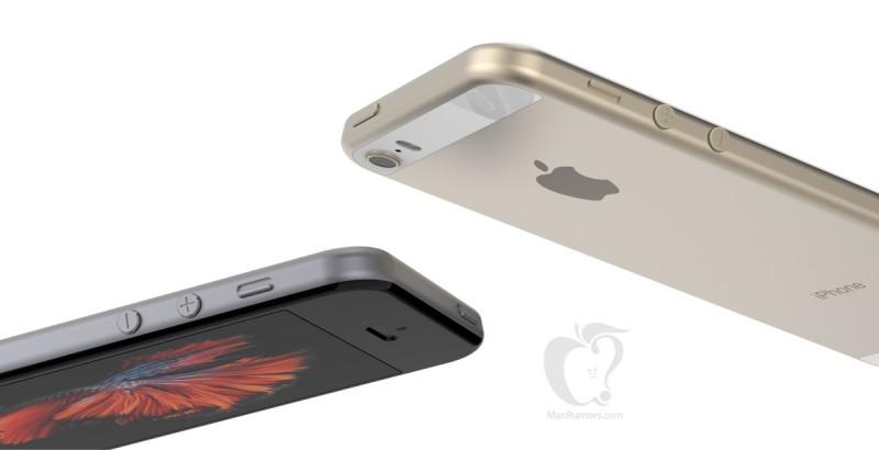 iphone se concept design MacRumors 007 - iPhone SE : nouveau concept par MacRumors