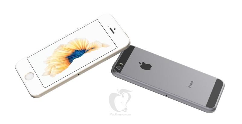 iphone se concept design MacRumors 008 - iPhone SE : nouveau concept par MacRumors