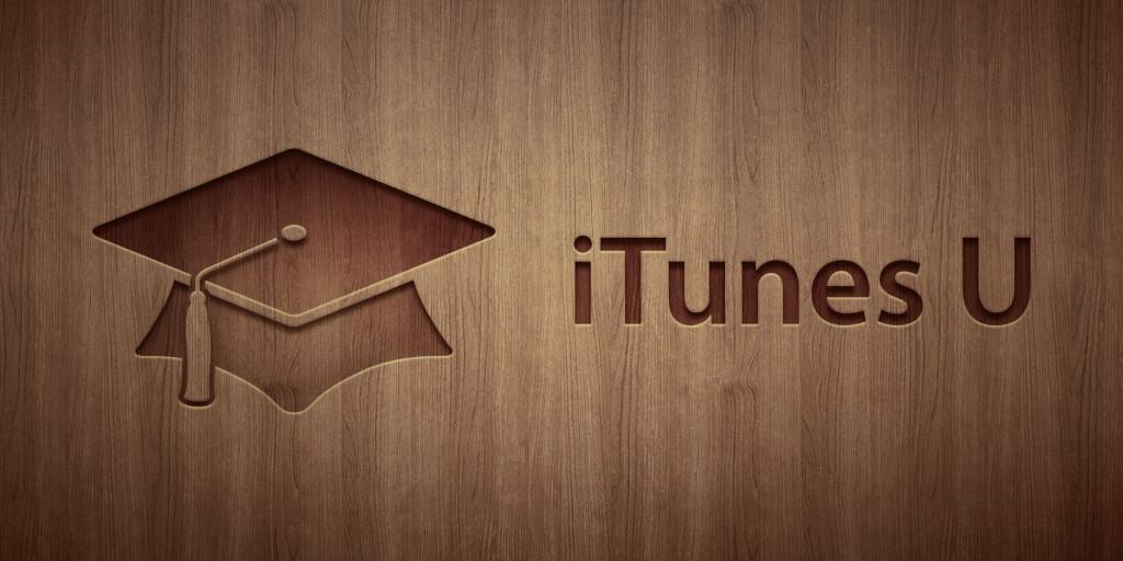 itunes u 1024x512 - Apple met à jour iTunes U sur iOS, nouvelles fonctionnalités