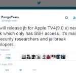 Jailbreak Apple TV 4 (PanGu) : une sortie cette semaine