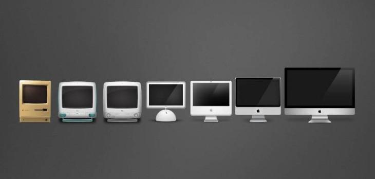 Apple fête aujourd'hui ses 40 ans d'existence (1976 – 2016)