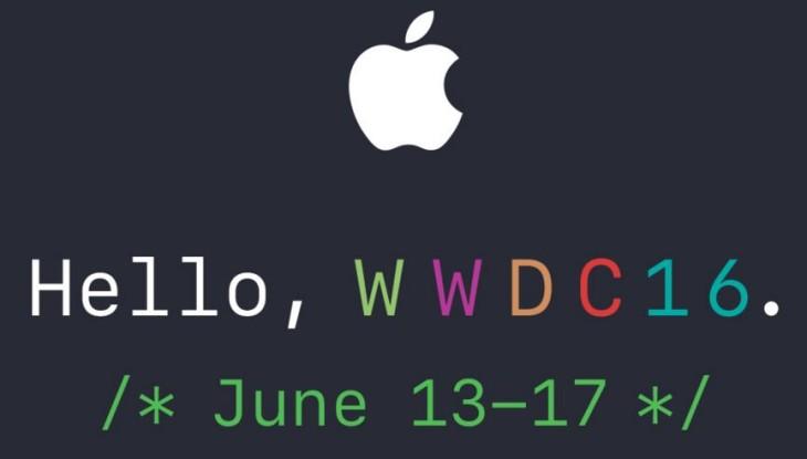 Apple : la WWDC 2016 se déroulera du 13 au 17 juin