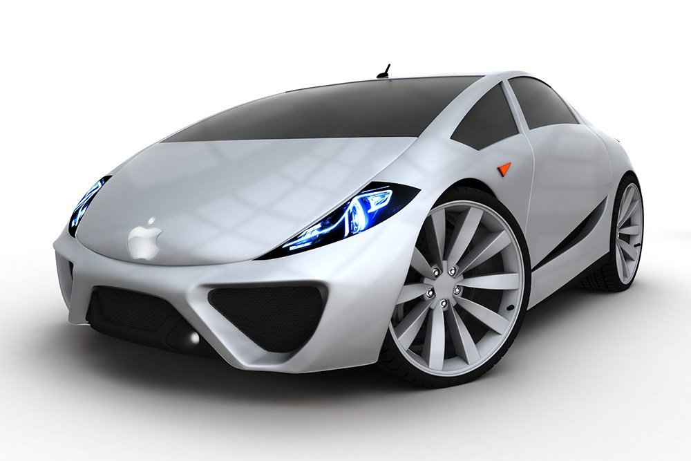 Concept-apple-car