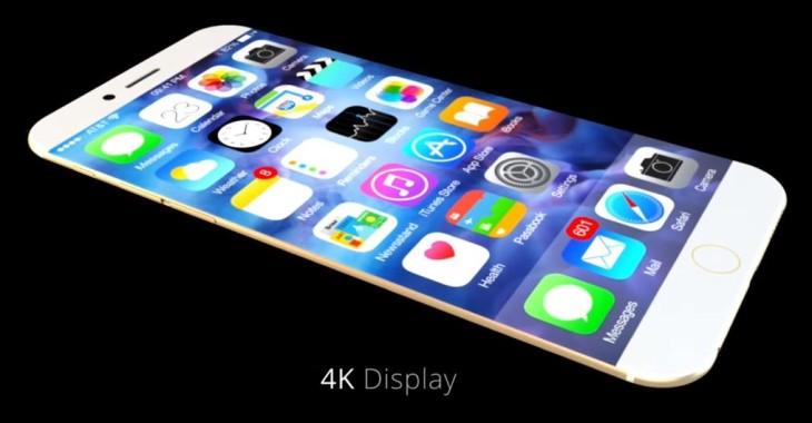 iPhone 7 & iPhone 7 Pro : un concept aux caractéristiques épatantes