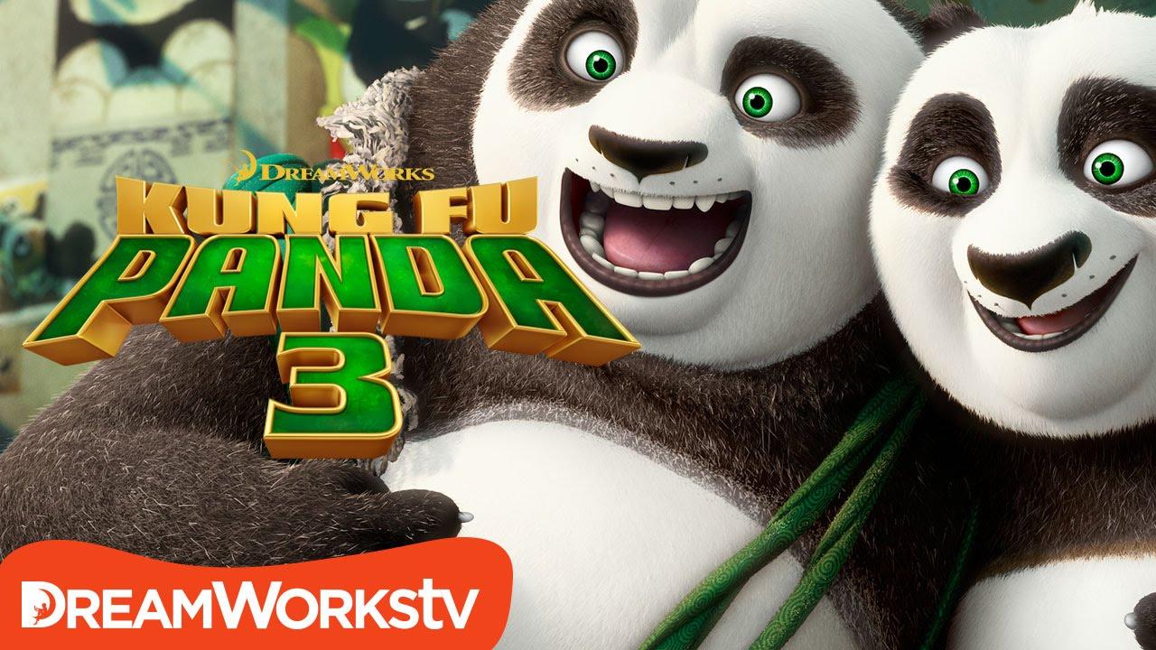 Kung Fu panda 3 - Kung Fu Panda 3 disponible en précommande sur iTunes
