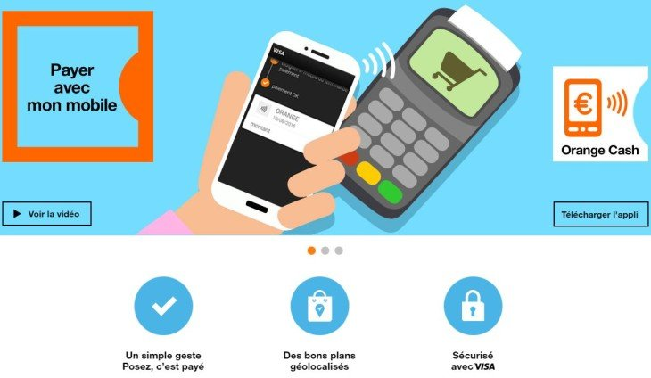 Paiement mobile (NFC) : Orange Cash arrive bientôt sur l'iPhone