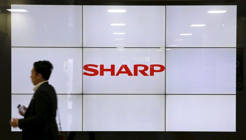 Sharp - iPhone 7S : Sharp va (logiquement) augmenter sa production d'écrans OLED