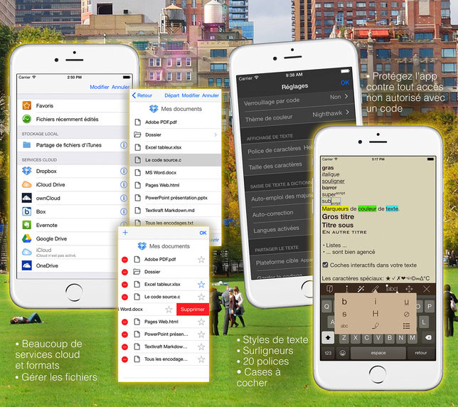 Textkraft-Pocket-ios