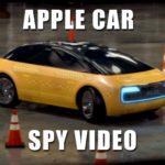 Serait-ce l'Apple Car dans cette vidéo ?