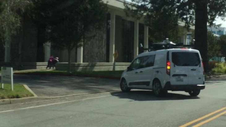 Apple Car : un véhicule de test aurait été aperçu à Sunnyvale