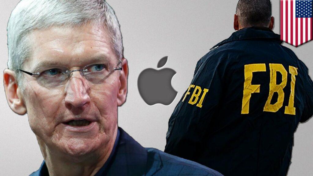 Déchiffrement iPhone : la poursuite contre Apple continue