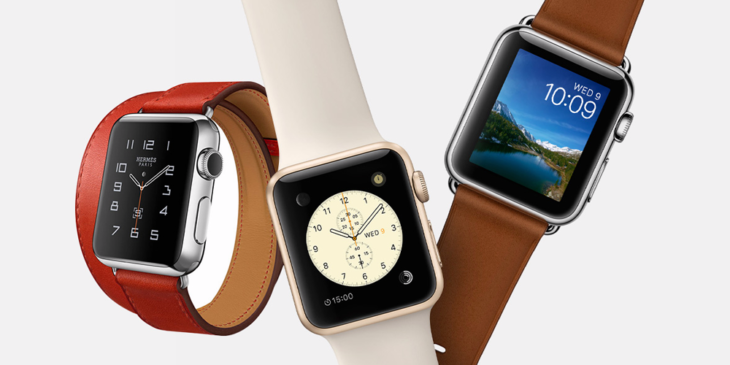 Apple Watch 2 : un GPS et une plus grosse batterie ?