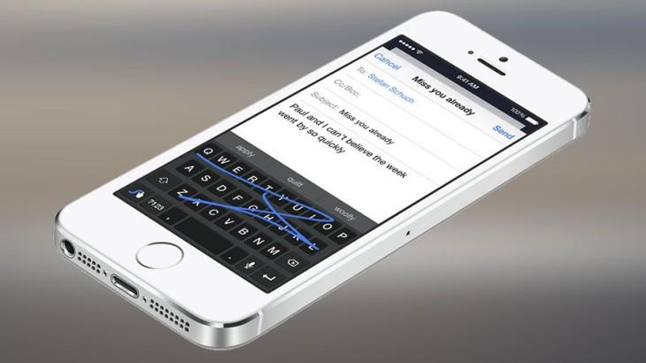Google travaillerait sur son propre clavier iOS