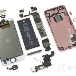 iFixit démonte l'iPhone SE : des composants identiques à l'iPhone 5S