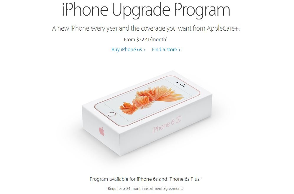 iPhone-Update-program-Apple