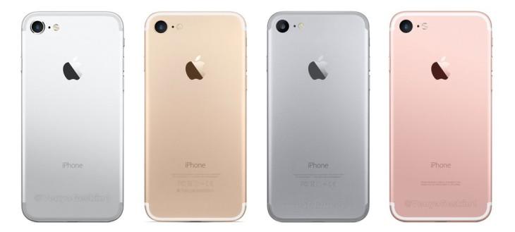 Voici à quoi pourrait ressembler l'iPhone 7