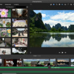 iMovie sur Mac : de nouvelles fonctionnalités liées aux projets