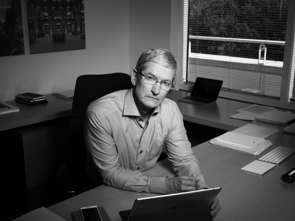 time 100 2016 tim cook 1024x768 - Apple : Tim Cook de nouveau dans le Top 100 du TIME