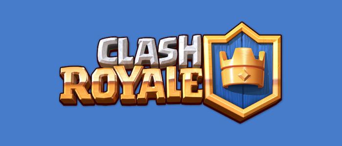 Clash Royale logo - Clash Royale : nouvel équilibrage du jeu