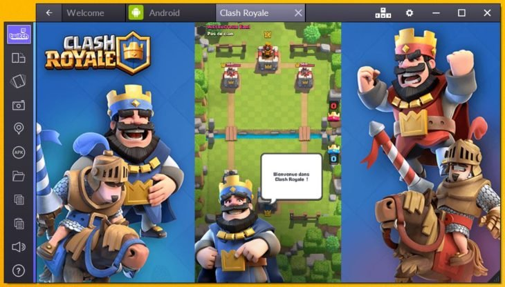 Tutoriel : jouer à Clash Royale sur PC (Windows & Mac)