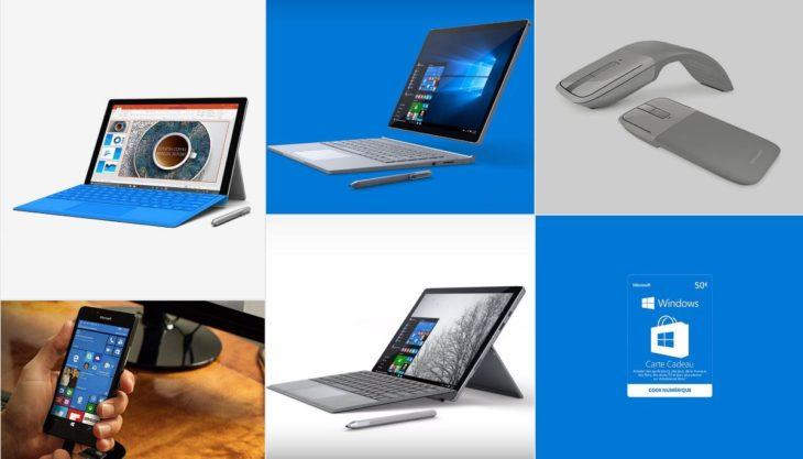 Bon Plan Microsoft : 50 euros de remise dès 500 euros d'achats