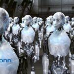 Foxconn a remplacé la moitié de ses employés par des robots