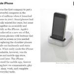L'iPhone est le gadget le plus influent de tous les temps
