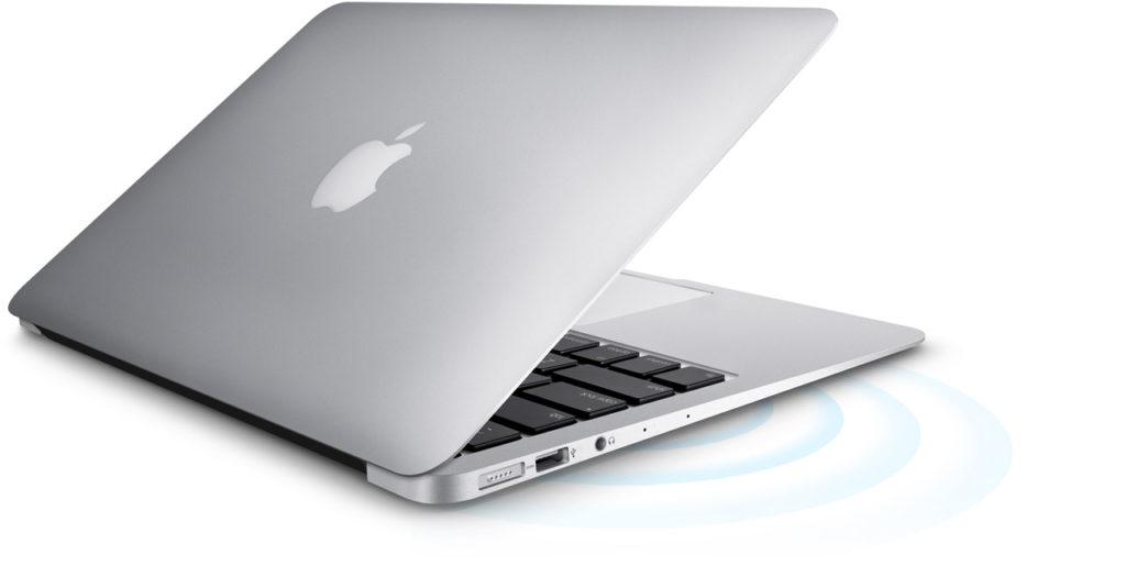 apple MacBook air 1024x515 - MacBook : bientôt de nouvelles charnières encore plus fines ?
