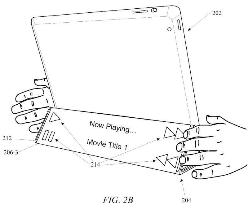 apple brevet coque ipad avec ecran integre 2 - Brevet Apple : vers des coques iPad avec écran intégré ?