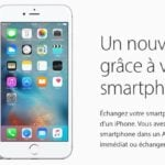 Apple propose reprise & achat à crédit d'iPhone en France