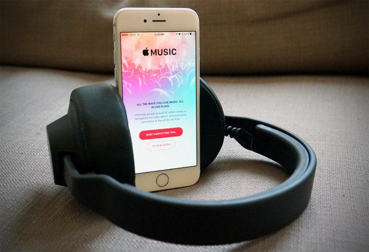 Apple Music : plus de 20 millions d'abonnés payants