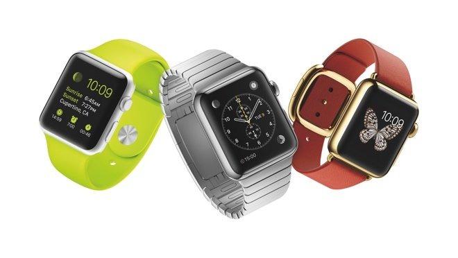 apple watch 1 - Apple Watch Series 3 : nouvelle technologie d'écran & sortie au Q3 2017 ?