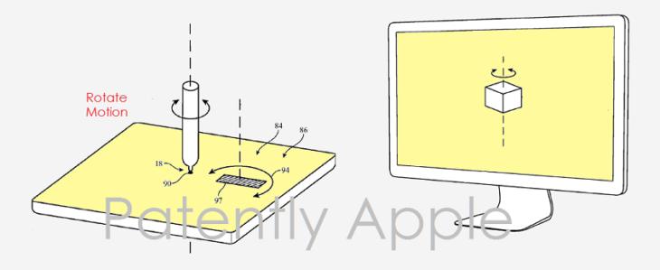 Brevet : l'Apple Pencil bientôt compatible avec le Magic Trakpad ?