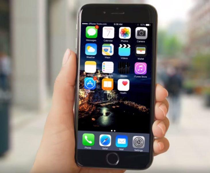 iOS 10 : un concept sur iPhone en attendant la WWDC