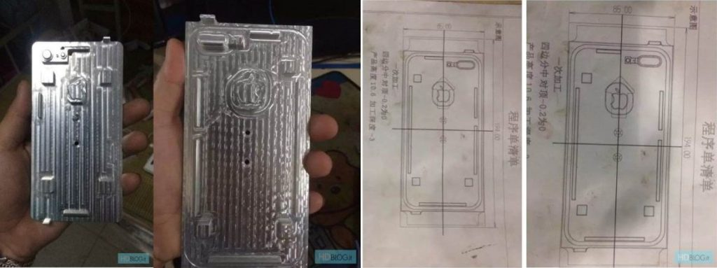 iphone 7 moules 1024x383 - iPhone 7 : des moules de fabrication apparaissent en photos