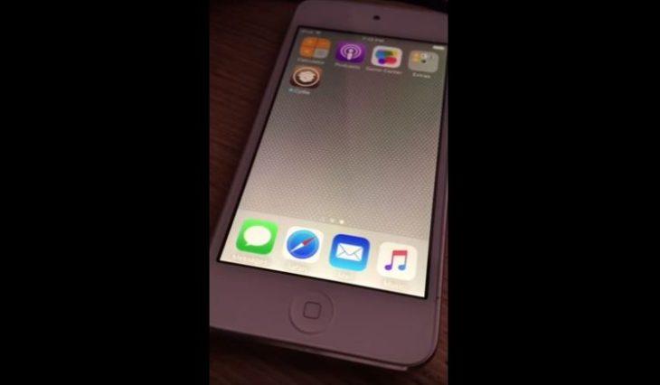 Jailbreak iOS 9.3.2 : Cydia installée sur un iPod Touch (JailbreakMe)