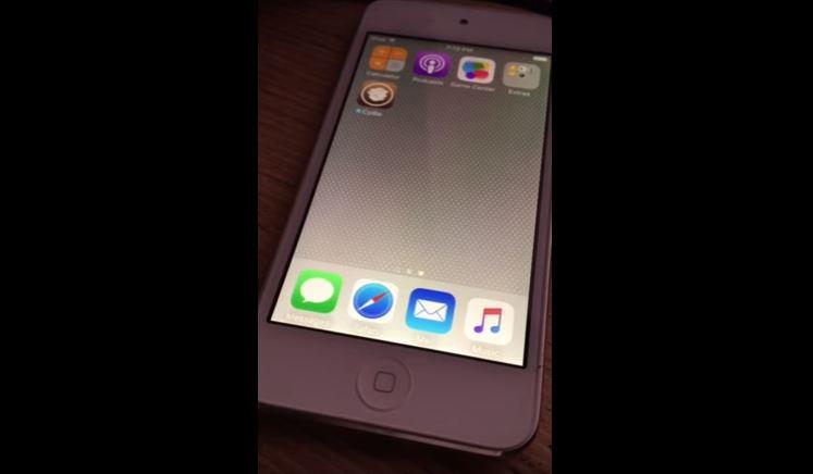 jailbreak ios 9.3.2 ipod touch 6g - Jailbreak iOS 9.3.2 : Cydia installée sur un iPod Touch (JailbreakMe)