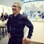Apple : 515 000 dollars pour un déjeuner avec Tim Cook
