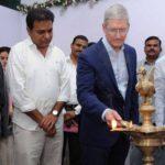 Tim Cook : Apple compte s'installer très longtemps en Inde