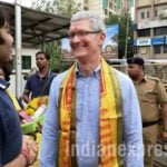 Apple : Tim Cook en visite en Inde pour discuter affaires