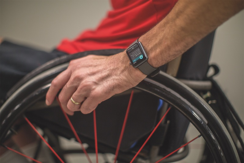 Apple-Watch-fauteuil-roulant