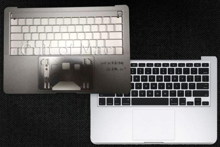 MacBook Pro 2016 : des photos qui confirment la barre OLED ?