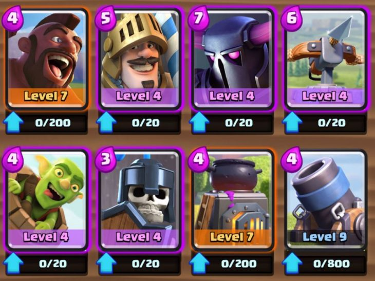 Clash Royale : Supercell propose un nouvel équilibrage de son jeu phare